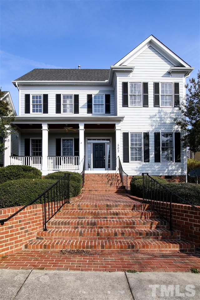 502 Parkview Crescent, Chapel Hill, NC