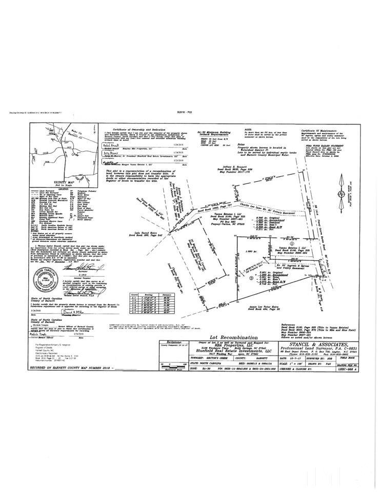 000 Piney Grove Rawls Road Fuquay Varina, NC  2162290