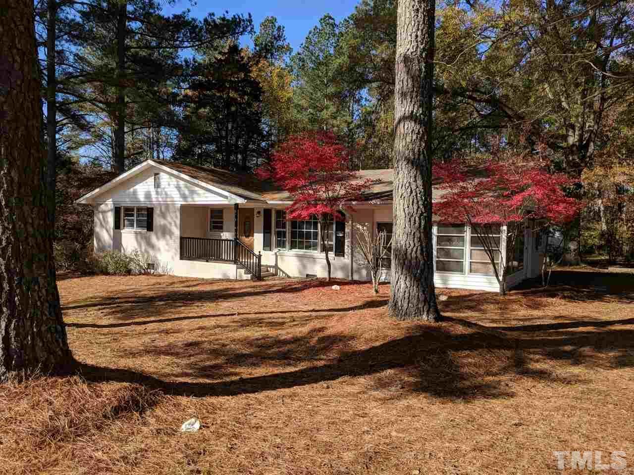 Property for sale at 1931 Ronald Tharrington Road, Louisburg,  NC 27549