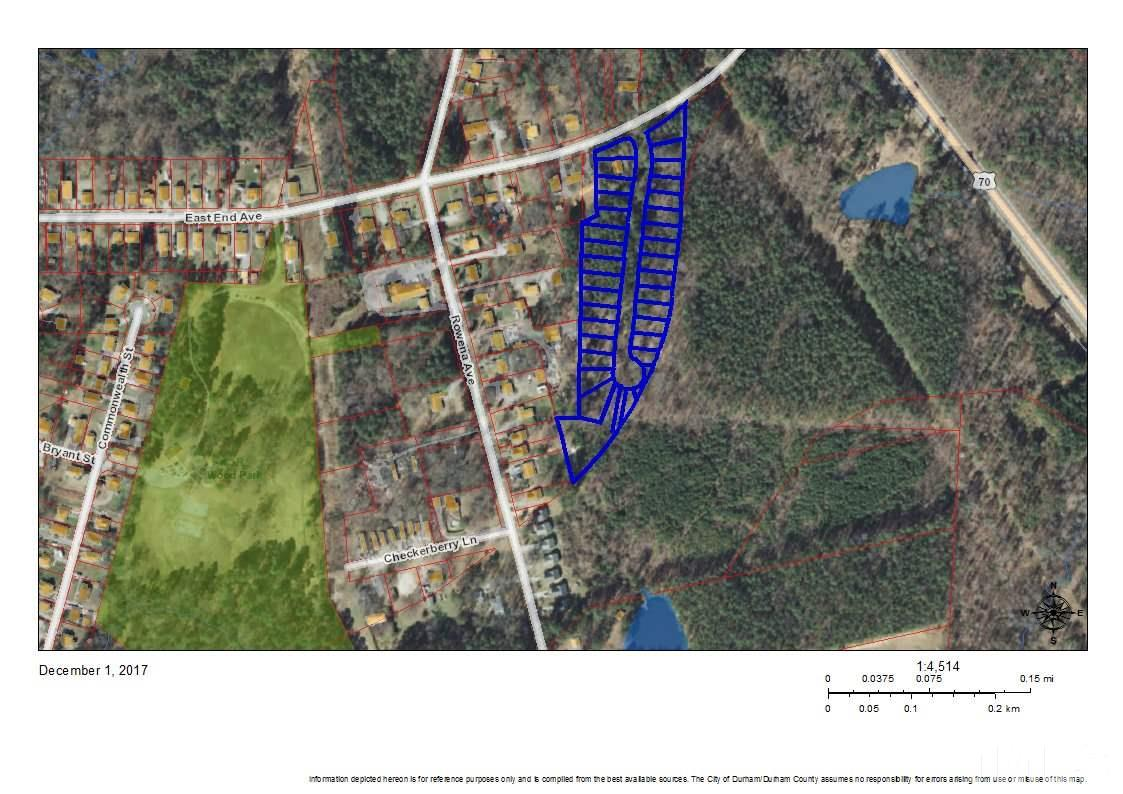 Property for sale at 0 Eastern Way, Durham,  NC 27703