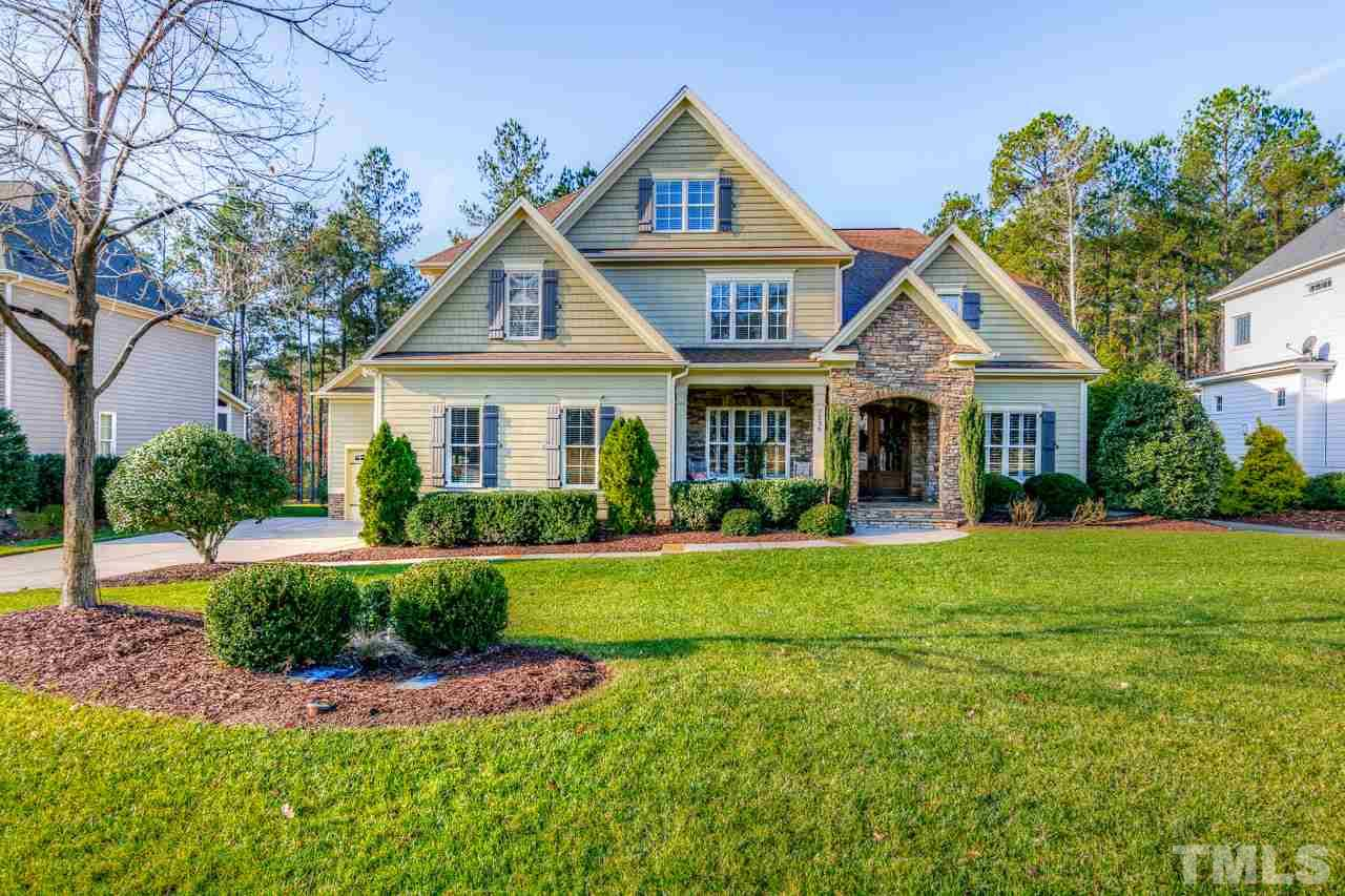 Property for sale at 7236 Ryehill Drive, Cary,  NC 27519