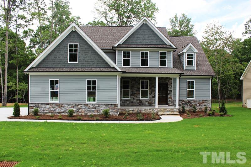 Property for sale at 40 Carlson Ridge Drive, Youngsville,  NC 27596