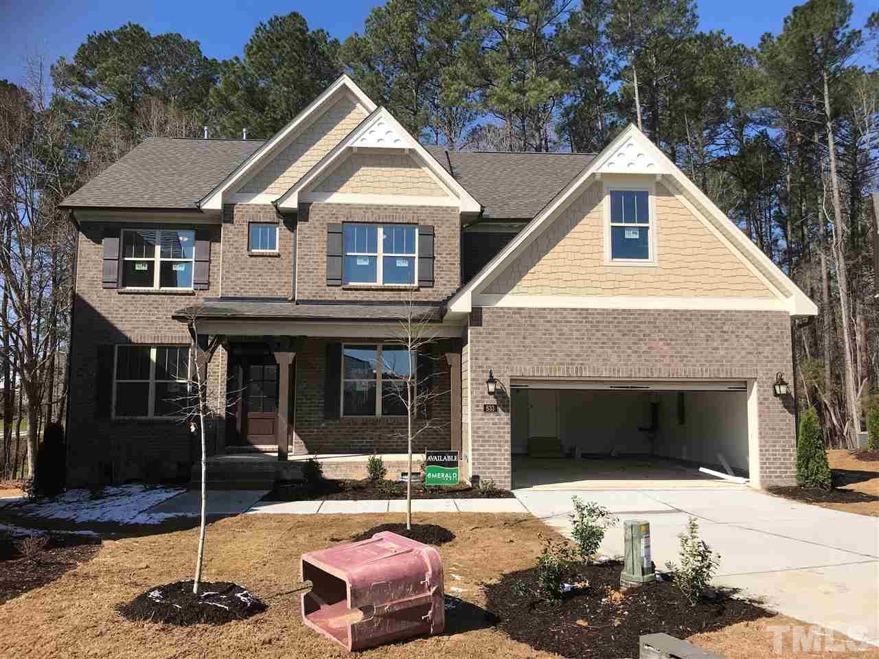 633 Belle Gate Place Cary - 1