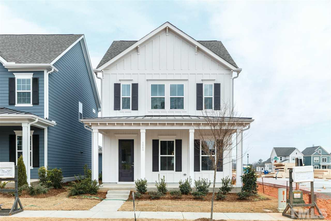 Property for sale at 1657 Holding Village Way Unit 187, Wake Forest,  NC 27587