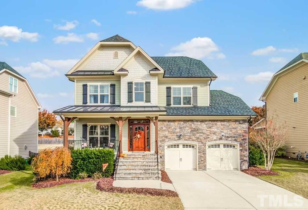Property for sale at 3841 Crimson Clover Avenue, Wake Forest,  NC 27587