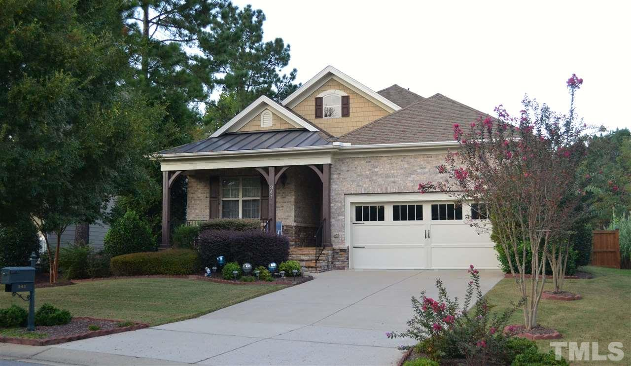 Property for sale at 341 Dimock Way, Wake Forest,  NC 27587