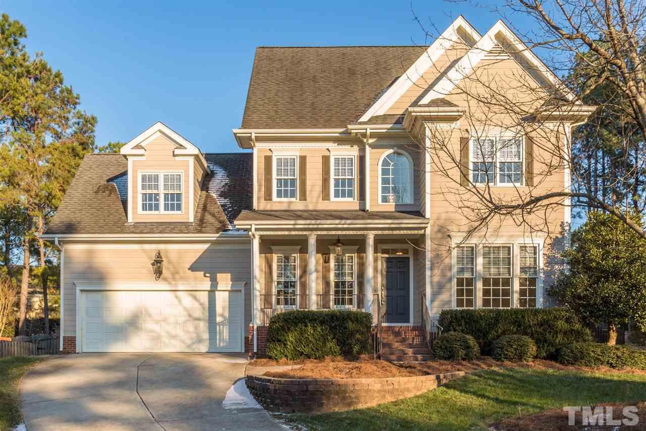 Property for sale at 1612 Davis House Lane, Wake Forest,  NC 27587