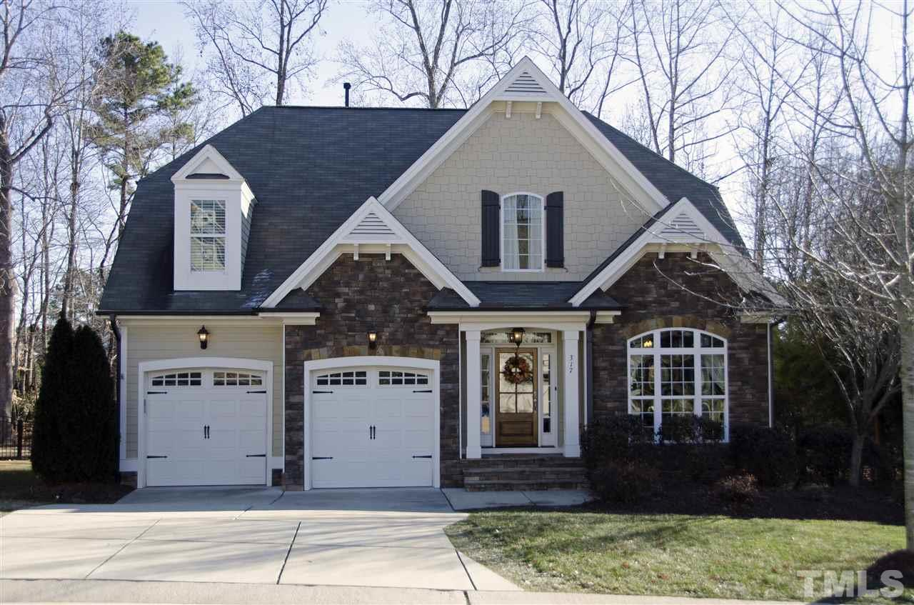 Property for sale at 317 Stearns Way, Wake Forest,  NC 27587