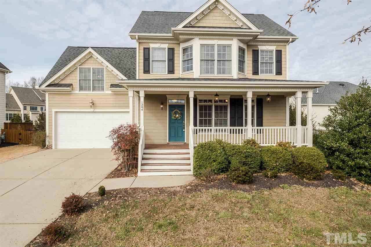 Property for sale at 1204 Heritage Greens Drive, Wake Forest,  NC 27587