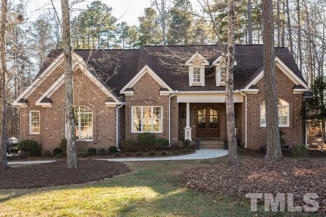 Property for sale at 1069 Silverleaf Drive, Youngsville,  NC 27596