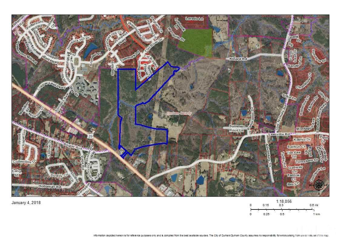 Property for sale at 2705 E US 70, Durham,  NC 27703