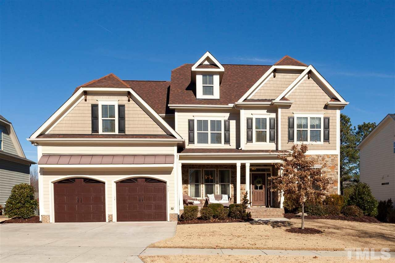 Property for sale at 917 Shasta Daisy Drive, Wake Forest,  NC 27587