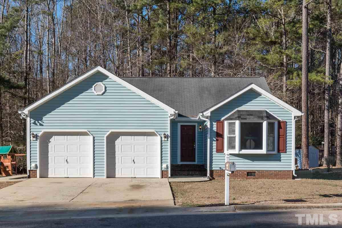 Property for sale at 703 St Catherines Drive, Wake Forest,  NC 27587