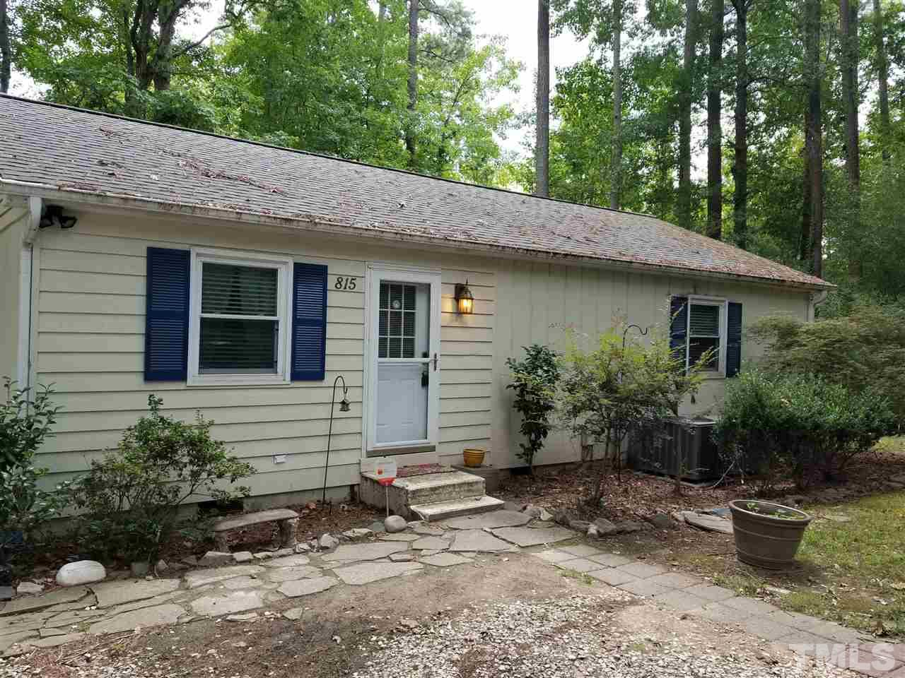 815 GRIFFIS STREET, CARY, NC 27511