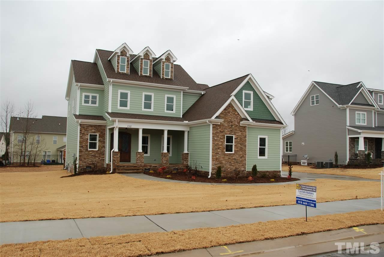 Property for sale at 232 Character Drive, Rolesville,  NC 27571