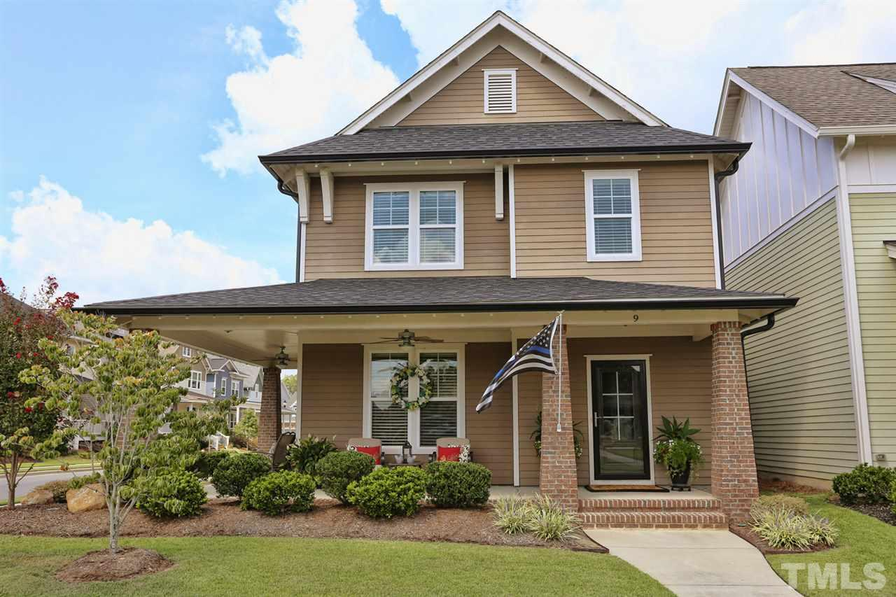 9 Pokeberry Bend Drive, Chapel Hill, NC