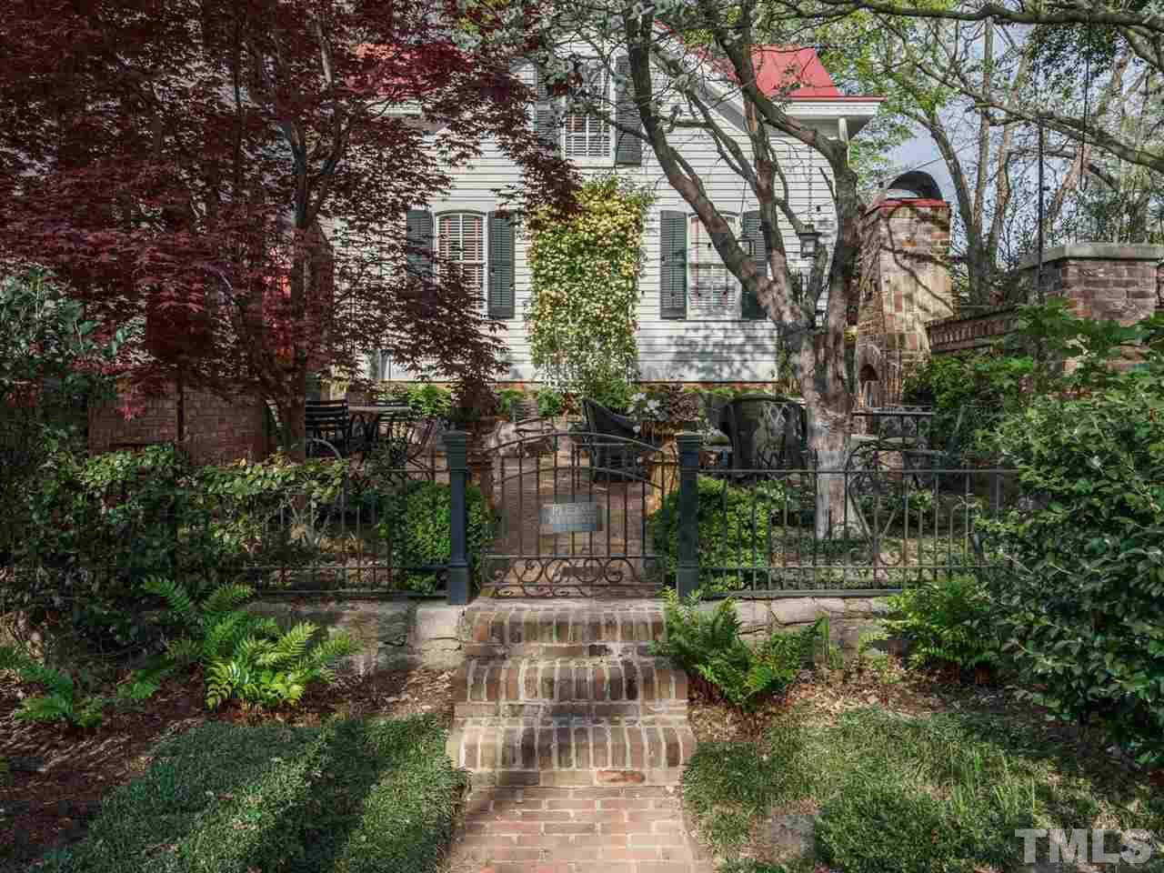 601 N BLOODWORTH STREET, RALEIGH, NC 27604  Photo