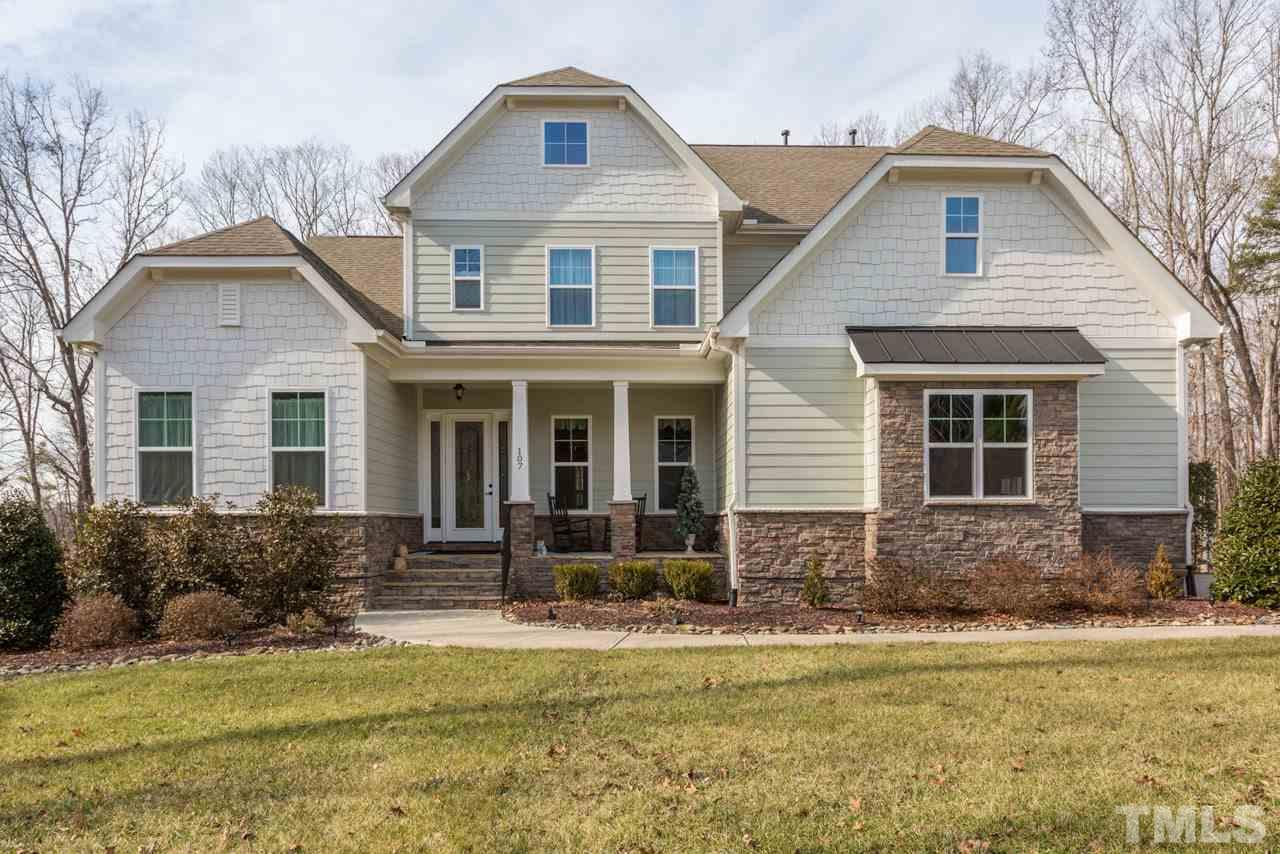 Property for sale at 107 Crimson Way, Pittsboro,  NC 27312