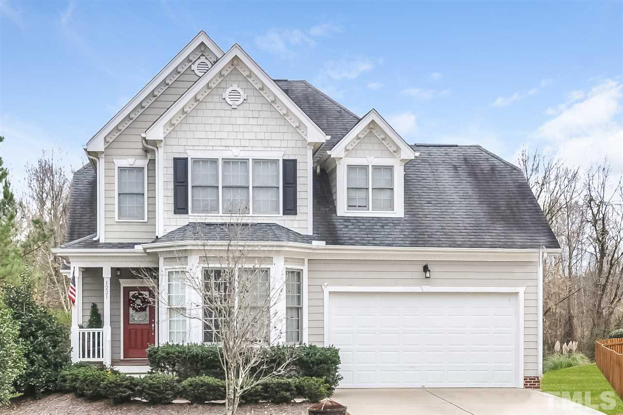 Property for sale at 1221 Heritage Greens Drive, Wake Forest,  NC 27587