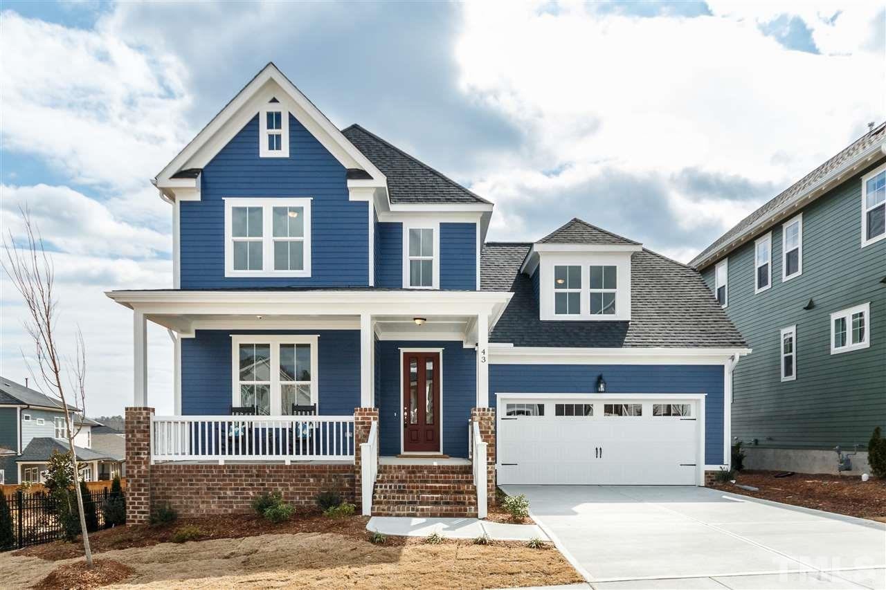 43 Shady Oak Trail, Chapel Hill, NC