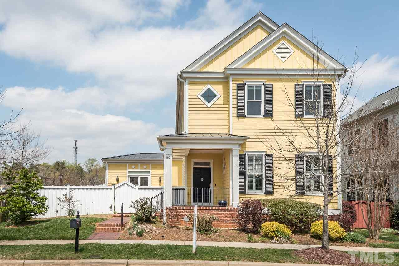 201 Della Street, Chapel Hill, NC