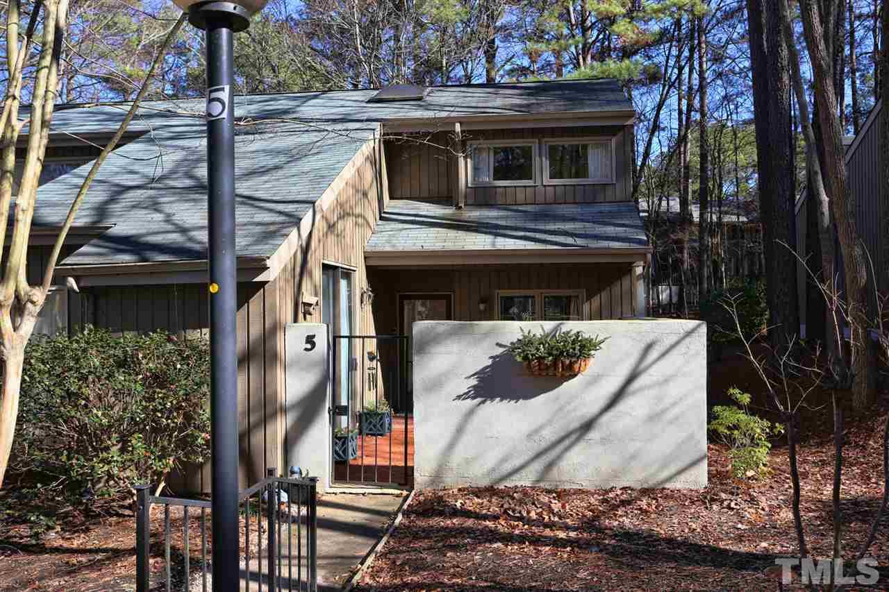 5 Banstead Place, Chapel Hill, NC