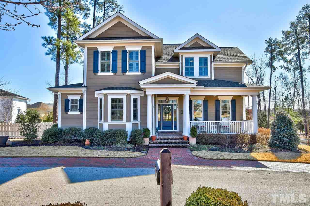 244 Windy Knoll Circle, Chapel Hill, NC