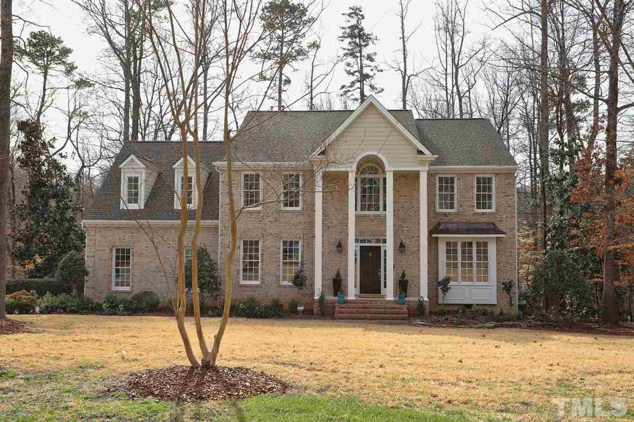 Cates Farm Chapel Hill, NC home for sale