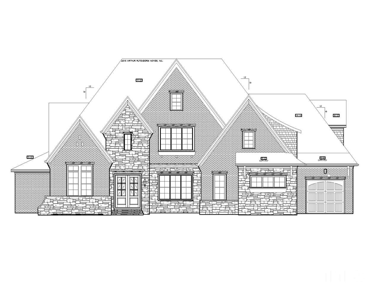 1541 GRAND WILLOW WAY, RALEIGH, NC 27614