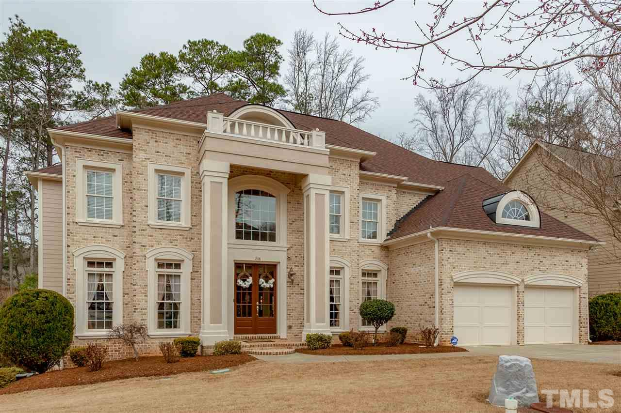 208 ARBORHILL LANE, HOLLY SPRINGS, NC 27540
