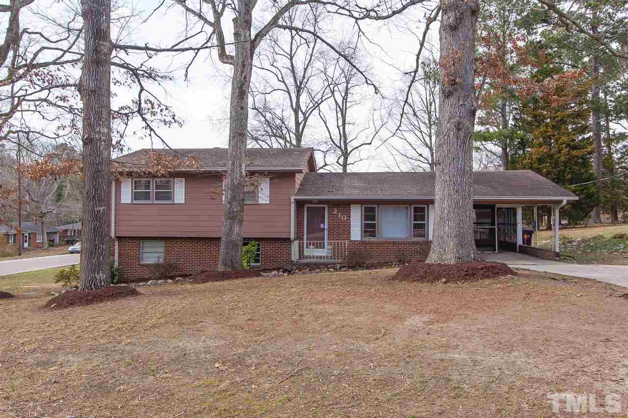 Property for sale at 210 S Adams Street, Durham,  NC 27703