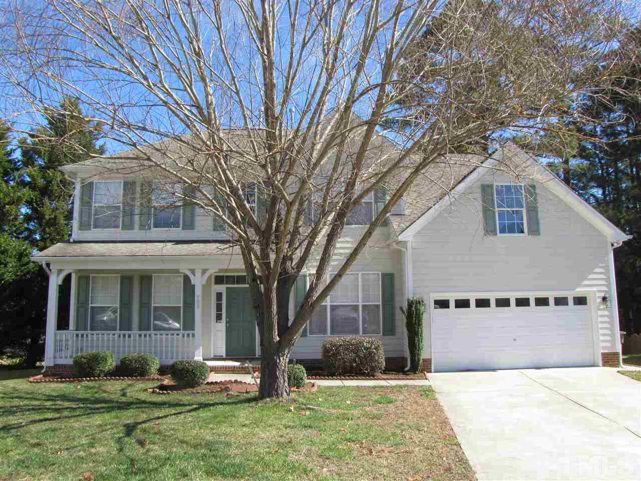 900 Plummer Court Wake Forest, NC 27587 2173864