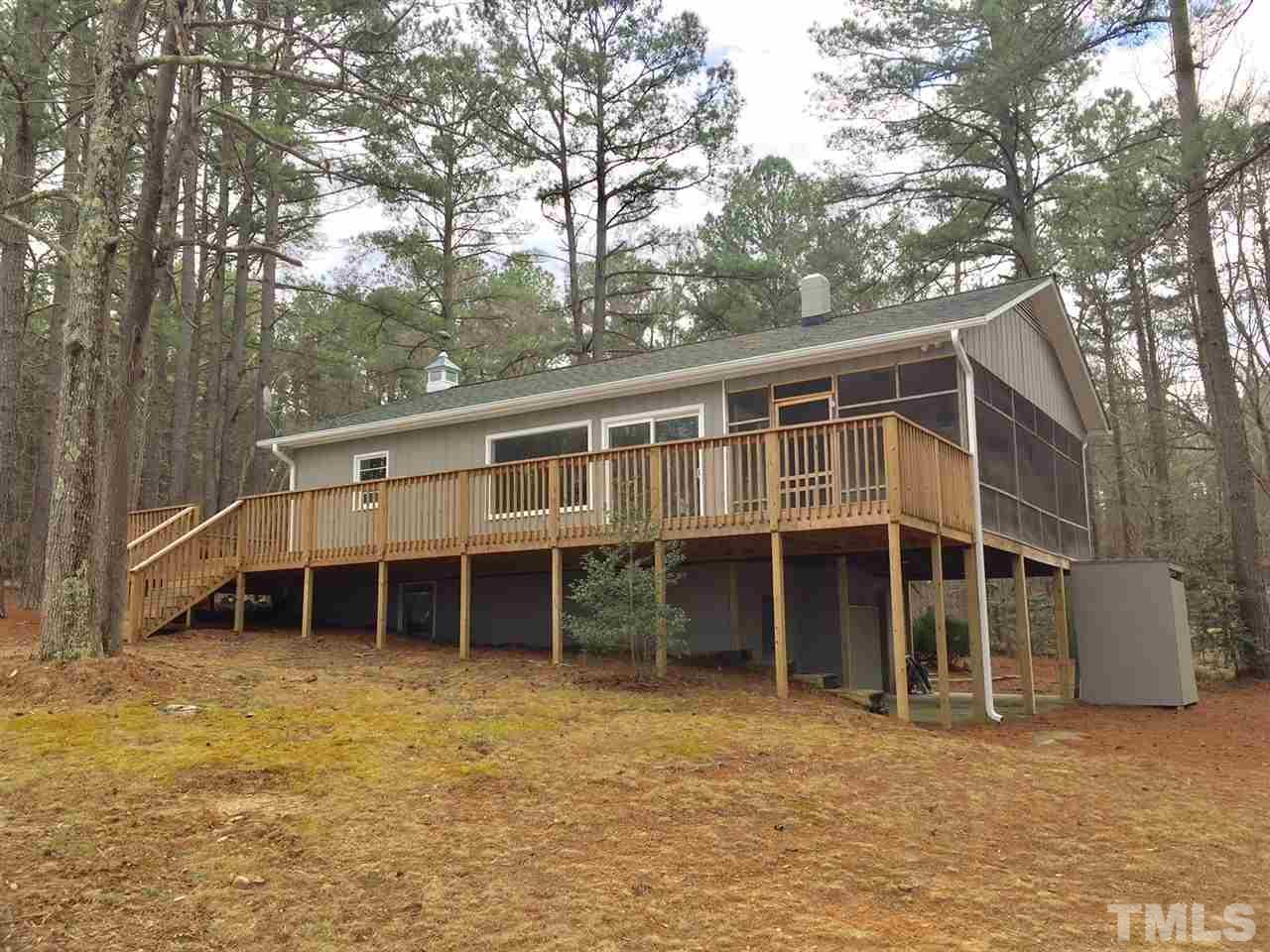 Property for sale at 151 Oak Tree Lane, Manson,  NC 27553