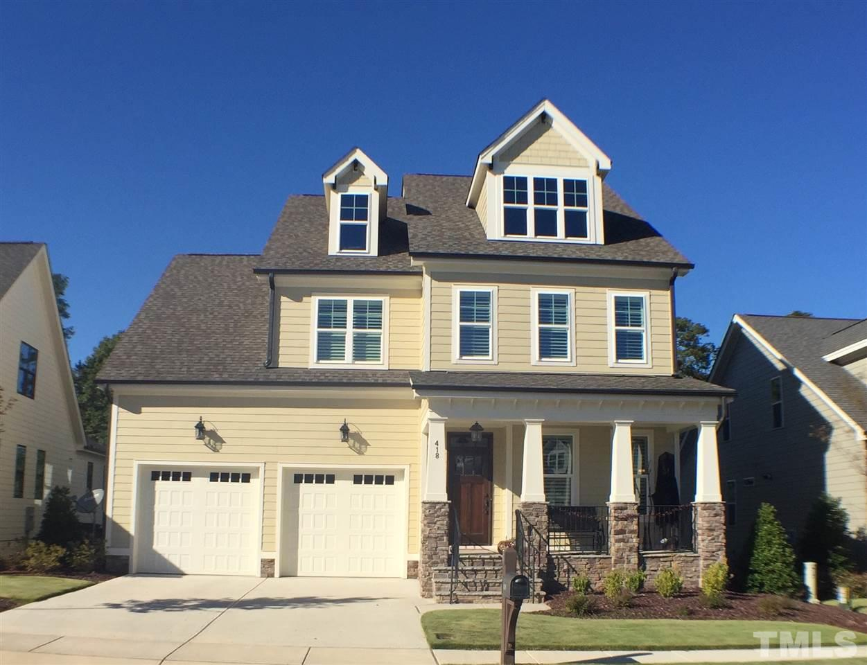 418 Old Piedmont Circle, Chapel Hill, NC