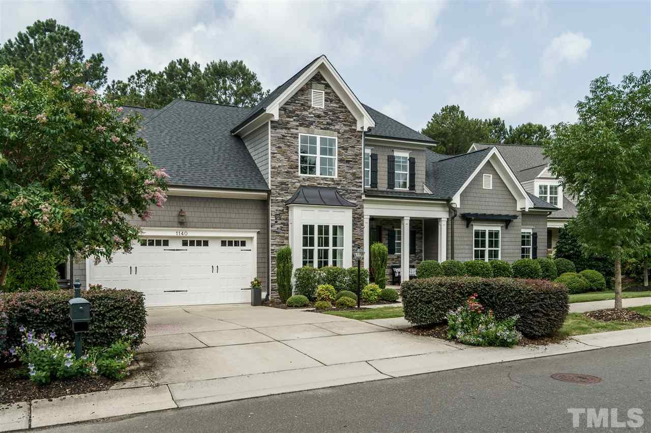 Property for sale at 1140 Overlook Ridge Road, Wake Forest,  NC 27587