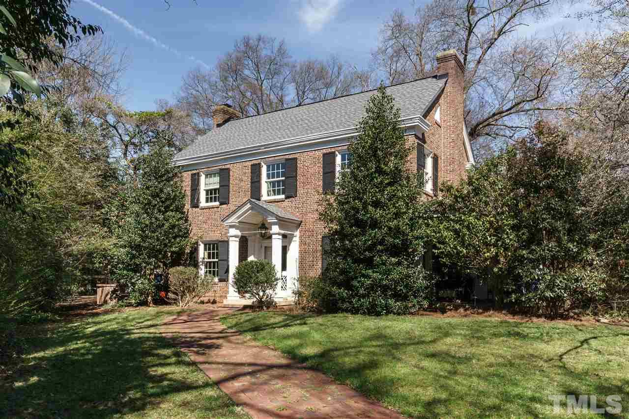 Property for sale at 1809 Glenn Avenue, Raleigh,  NC 27608