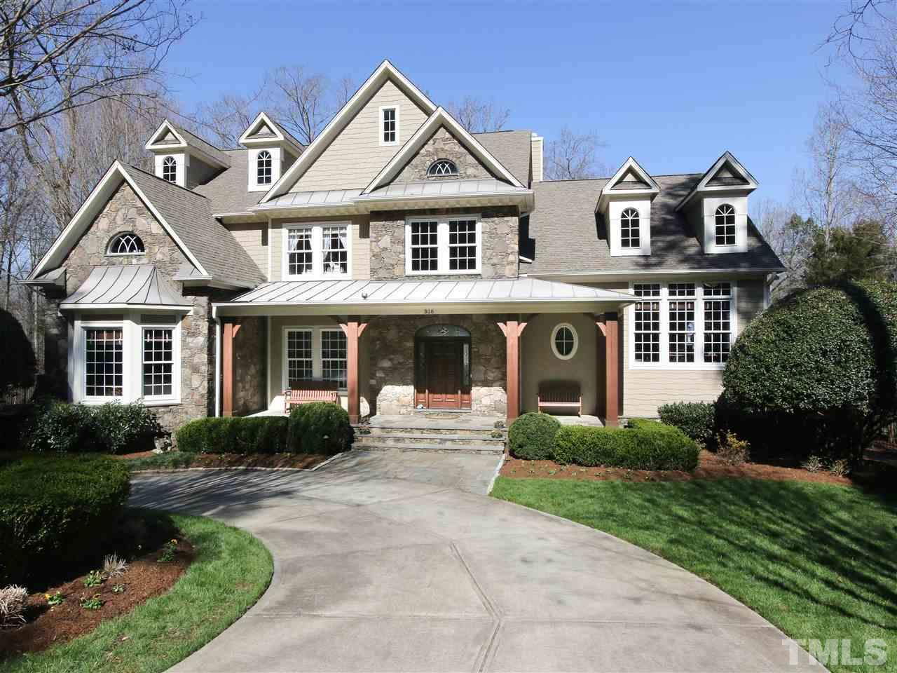 306 Lake Manor Road, Chapel Hill, NC