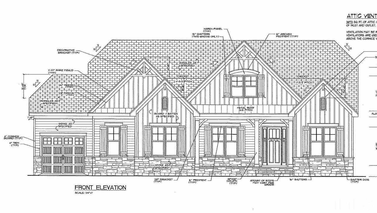 Property for sale at 170 Princeton Manor Drive, Youngsville,  NC 27596