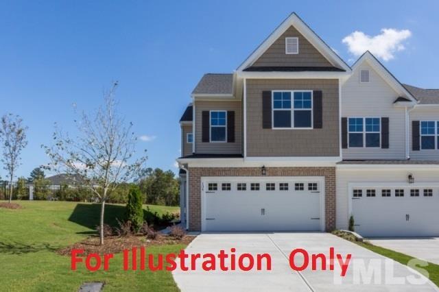 108 Zante Currant Road, Winsford at the Park, Durham NC (Homesite 95) - $272,401