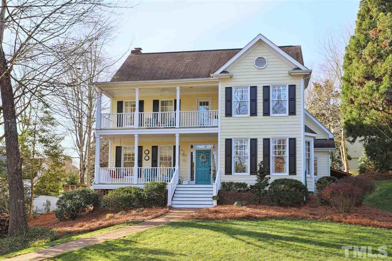 103 Arlen Park Drive, Chapel Hill, NC