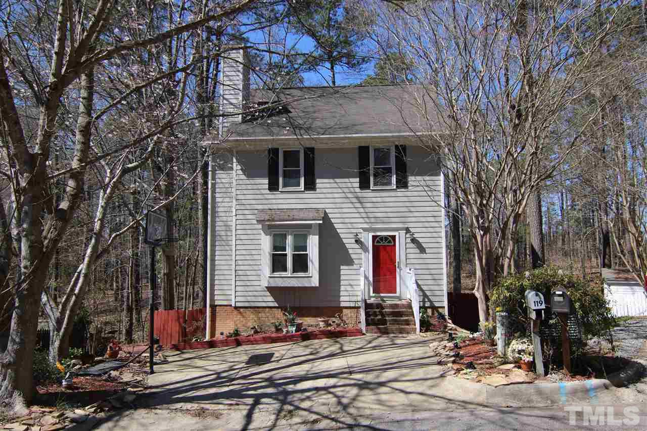 119 LONDON PLAIN COURT, CARY, NC 27513
