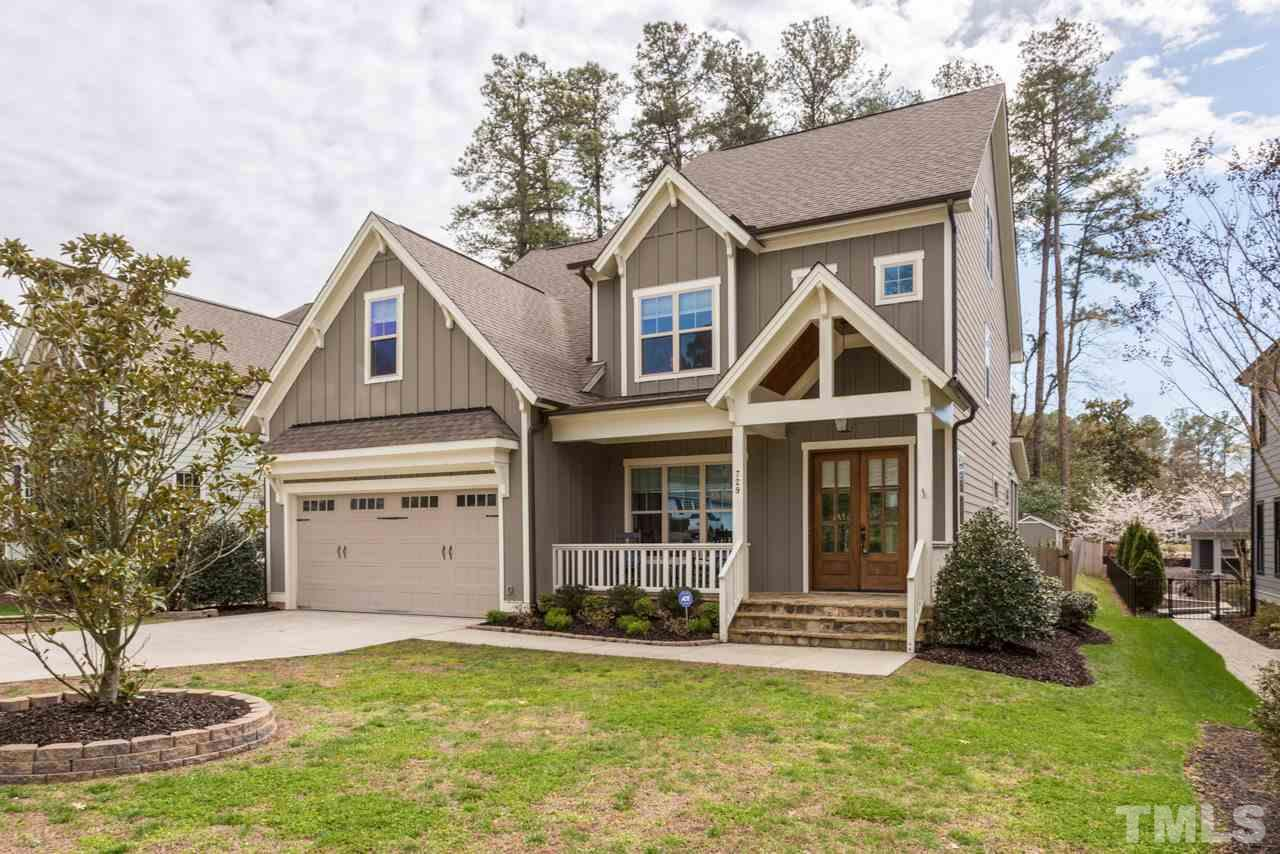 Property for sale at 729 Cranbrook Road, Raleigh,  NC 27609