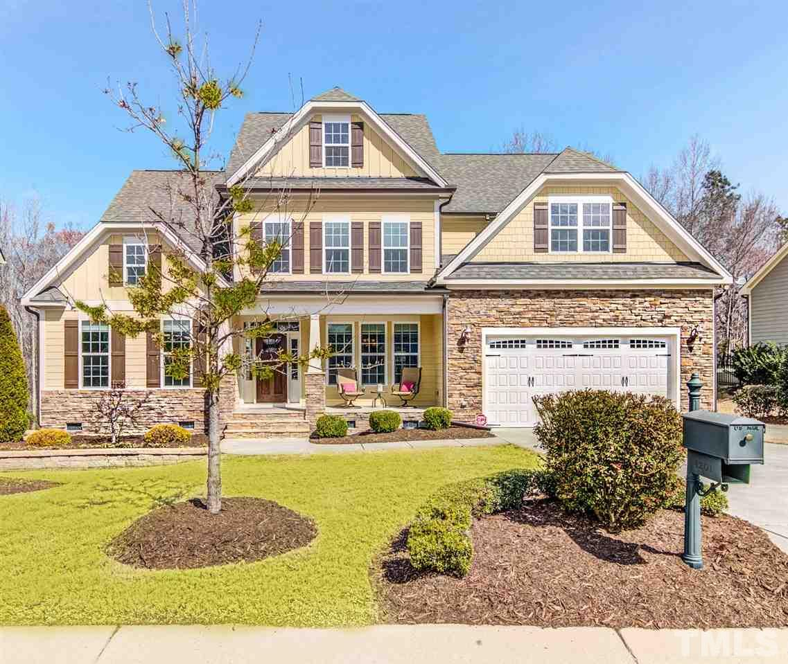 Property for sale at 4201 Fawn Lily Drive, Wake Forest,  NC 27587