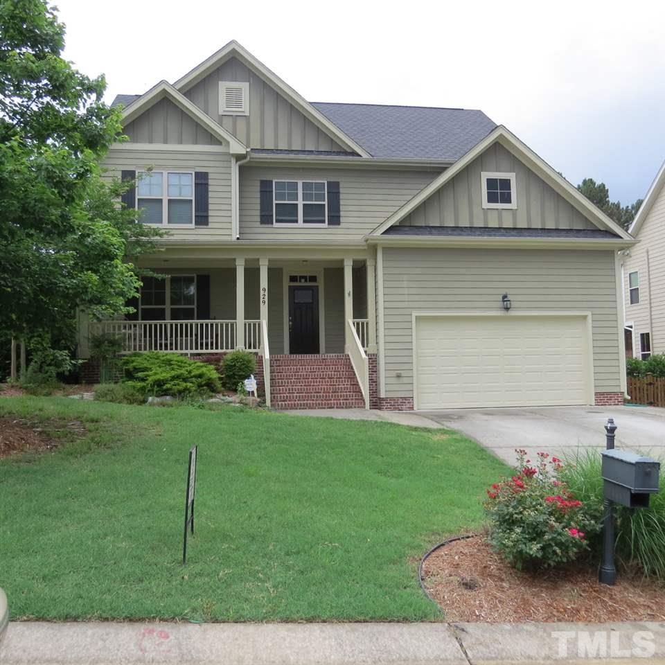 Property for sale at 929 Coral Bell Drive, Wake Forest,  NC 27587