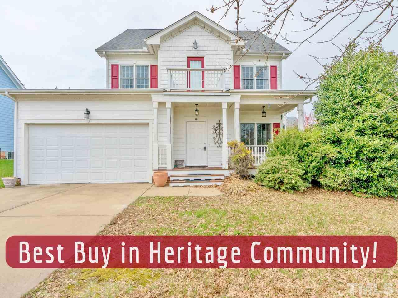 Property for sale at 941 Alba Rose Avenue, Wake Forest,  NC 27587