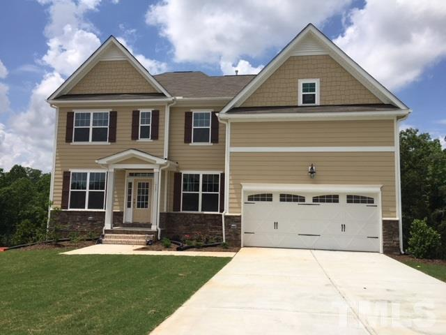 Photo of home for sale at 717 Virginia Water Drive, Rolesville NC