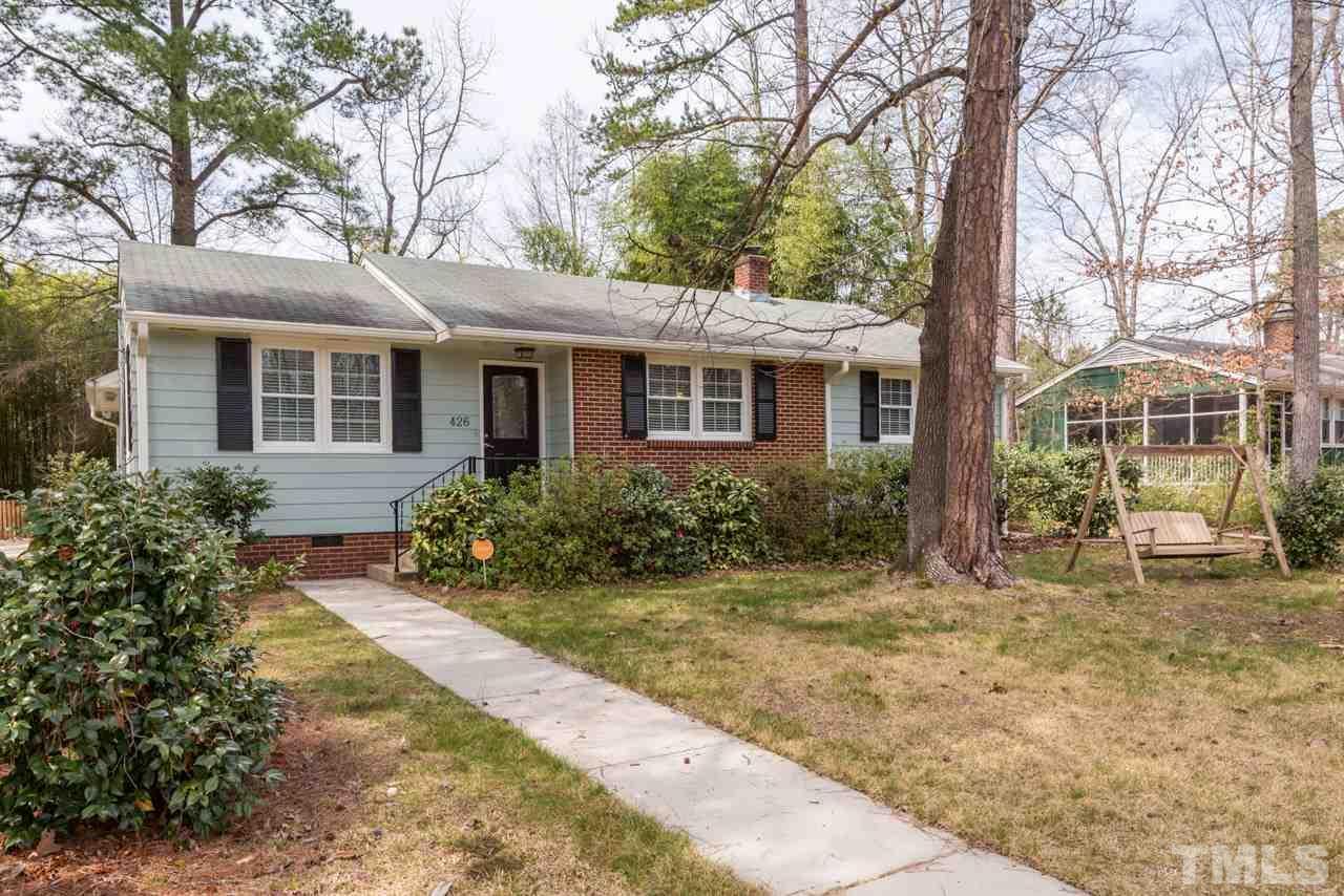426 Hickory Drive, Chapel Hill, NC