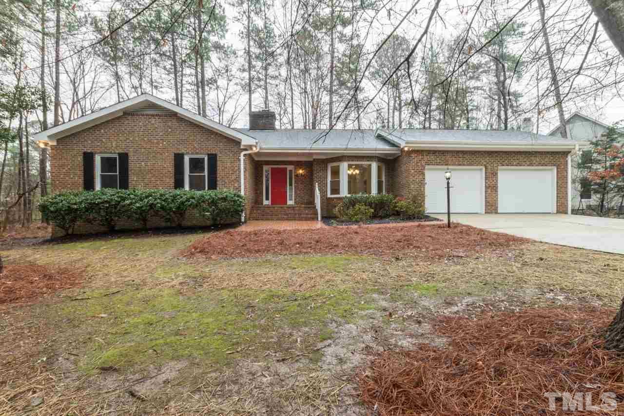 2204 Ridgefield Drive, Chapel Hill, NC