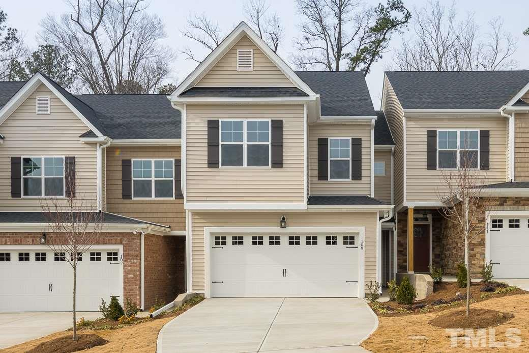 109 Zante Currant Road, Winsford at the Park, Durham NC (Homesite 153) - $285,000