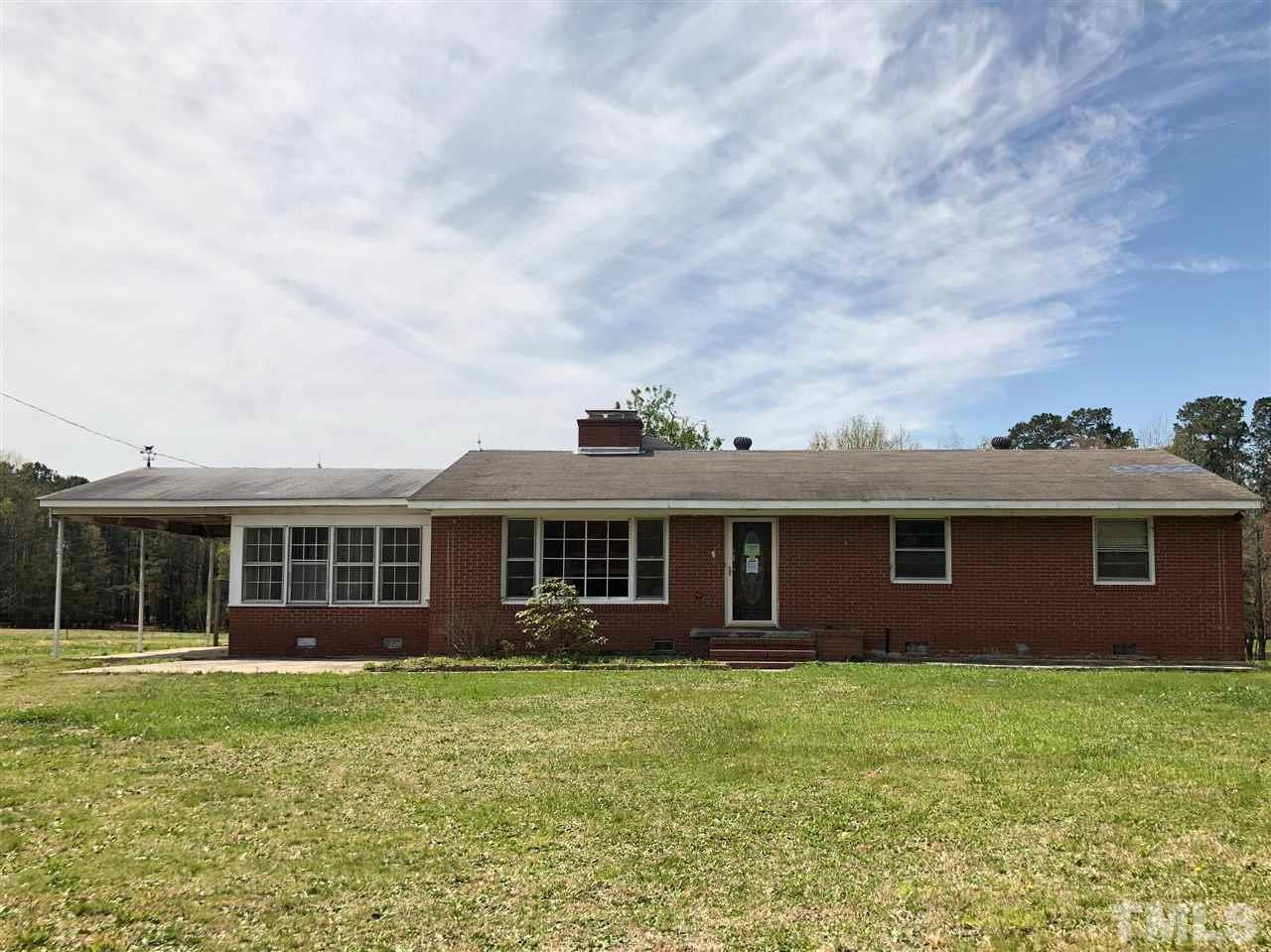 Property for sale at 158 Ruffin Collie Road, Spring Hope,  NC 27882